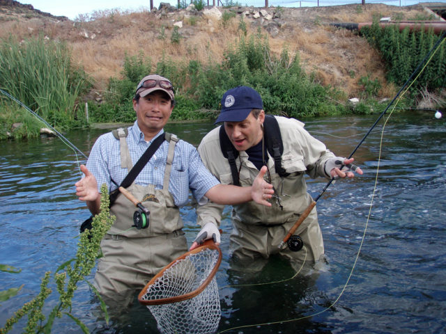 the gallery for funny fly fishing pictures