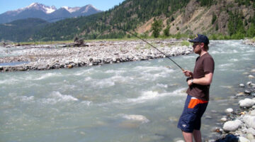 Best Fly Fishing Rivers In British Columbia