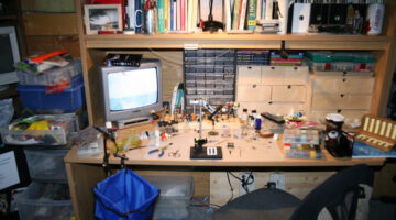 Tips For Organizing Your Fly Tying Bench