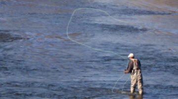 Wet Fly Fishing Downstream For Beginners