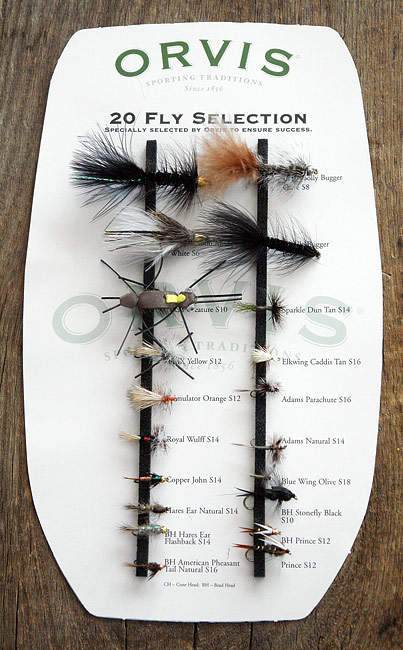 Orvis Most Popular Trout Flies Cheap The Fly Fishing