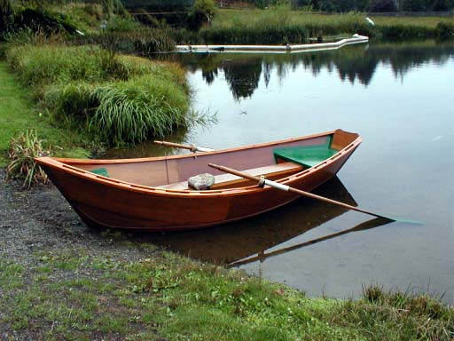 Finding Wooden Drift Boat Plans | The Fly Fishing Guide