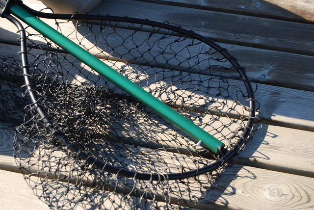 Fly fishing nets what to look for the fly fishing guide for Fish nets near me